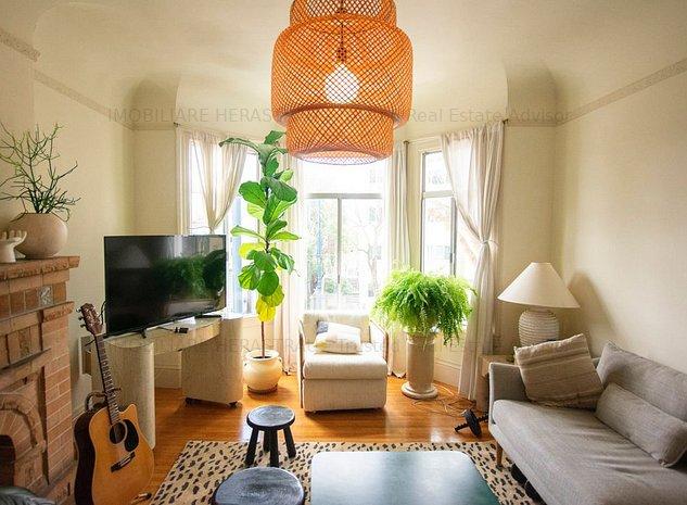 Apartament cu 3 camere PREMIUM | Resedinta in Zona Domenii | Comision 0% - imaginea 1