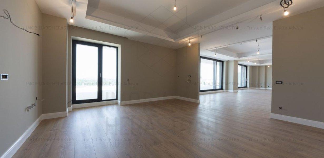 Apartament Penthouse | vedere Parc Herastrau | 5 camere, 350 mp si terasa 67 mp - imaginea 5