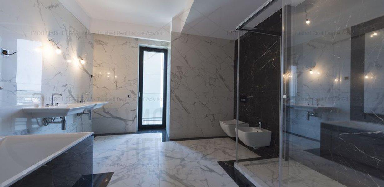 Apartament Penthouse | vedere Parc Herastrau | 5 camere, 350 mp si terasa 67 mp - imaginea 8
