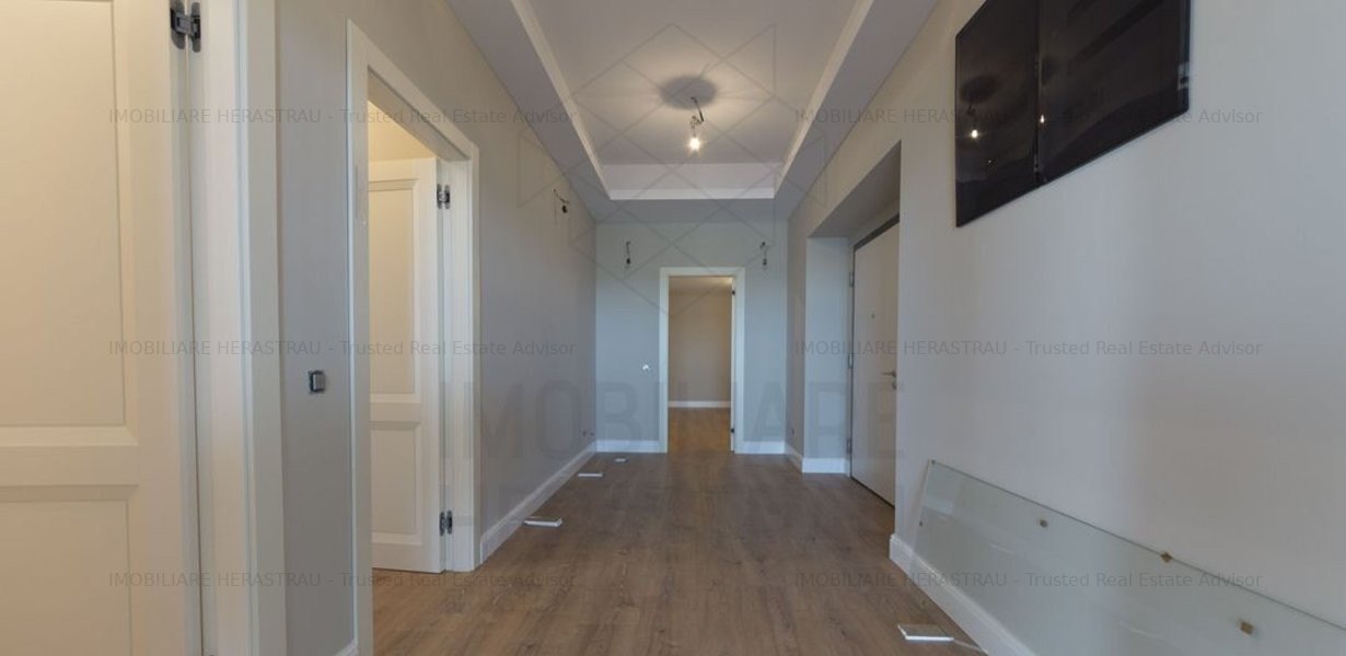 Apartament Penthouse | vedere Parc Herastrau | 5 camere, 350 mp si terasa 67 mp - imaginea 13