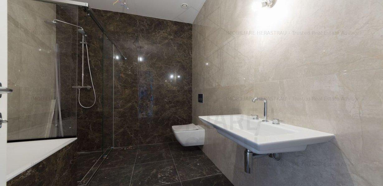 Apartament Penthouse | vedere Parc Herastrau | 5 camere, 350 mp si terasa 67 mp - imaginea 19