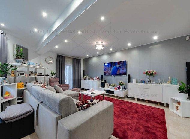 Azur Residence | Duplex cu curte si gradina | Soseaua Nordului - imaginea 1