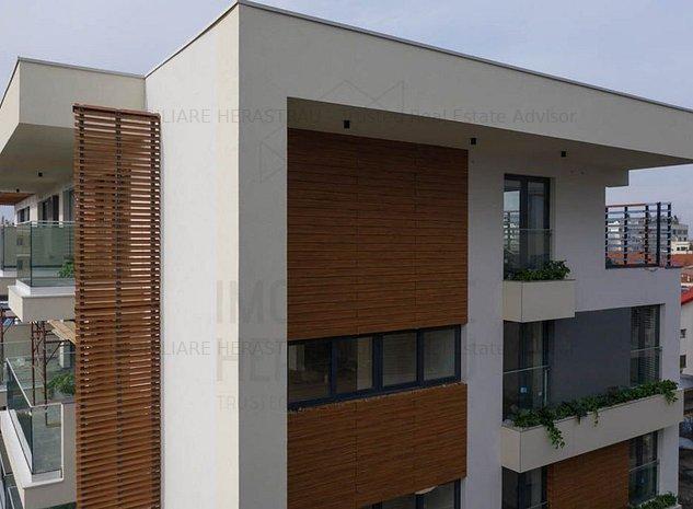 Boutique Residence | Spatios | Imobil de exceptie, langa parc | Comision 0% - imaginea 1