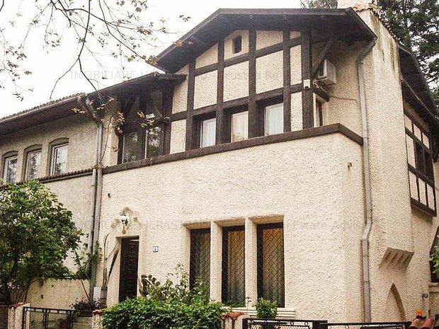 Tirso de molina vila exclusivista 5 camere primaverii for Casa granada tirso de molina