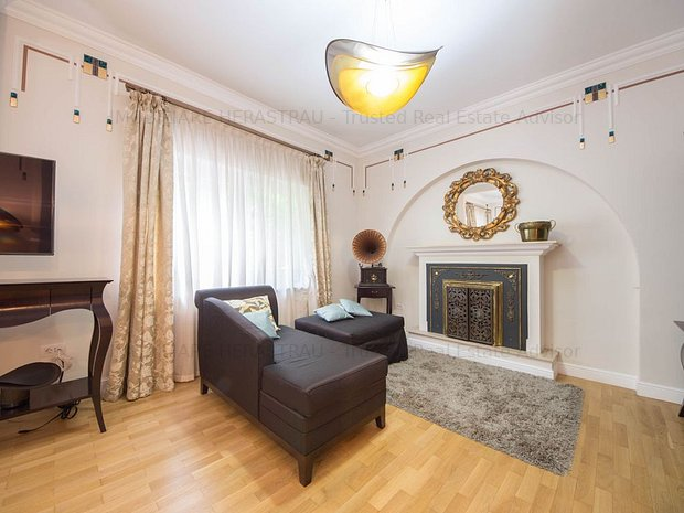 Maxim Gorki Villa | Primaverii  7 camere TOP - imaginea 1