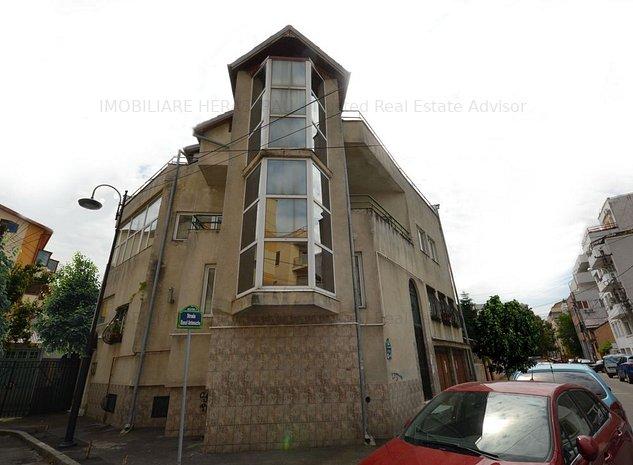 Sherwood Residence - Vila 6 camere de vanzare, Dorobanti, UNICA! - imaginea 1
