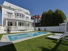 Casa de vânzare sau de închiriat 14 camere, în Bucuresti, zona Herastrau