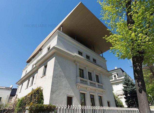 Vila Capo | Luxury offices 1800 mp, Dorobanti Capitale, TOP - imaginea 1