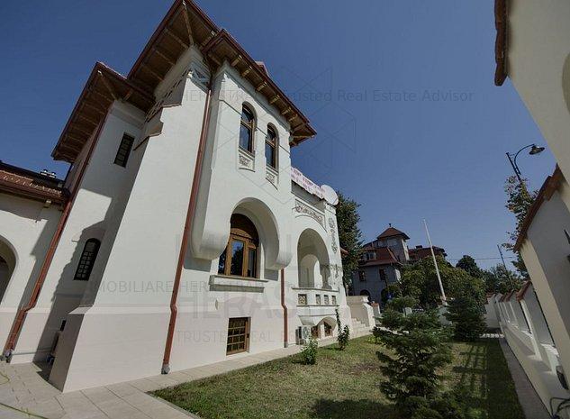 Casa Christoff | Vila cu 18 camere de inchiriat in zona Kiseleff - imaginea 1