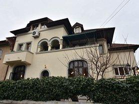 Casa de vânzare sau de închiriat 6 camere, în Bucureşti, zona Kiseleff