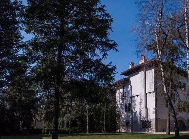 Caracciola Residence | Vila exclusivista in Primaverii | Comision 0% - imaginea 1