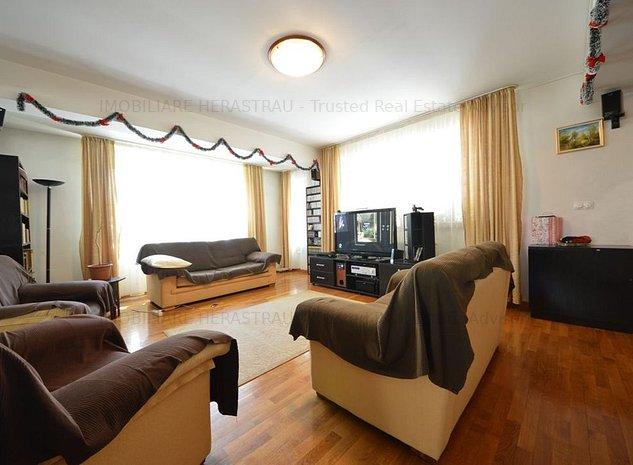 Vila Noelle   8 camere si curte pentru intreaga familie   Herastrau   Comision 0 - imaginea 1