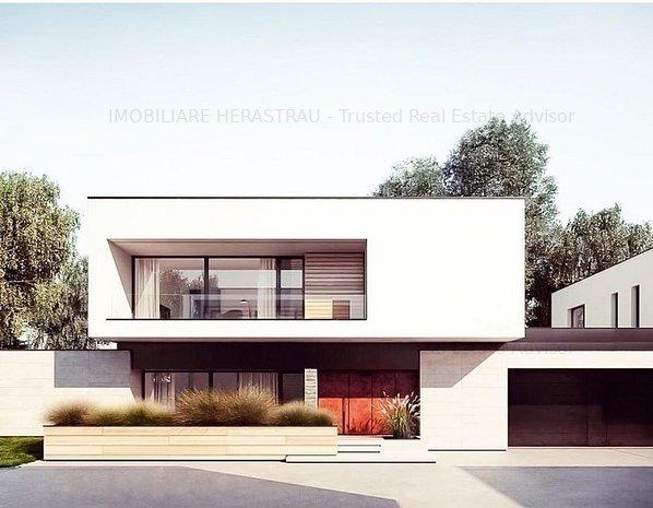 Adara Villa   Erou Iancu Nicolae Design minimalist Comision 0% - imaginea 1