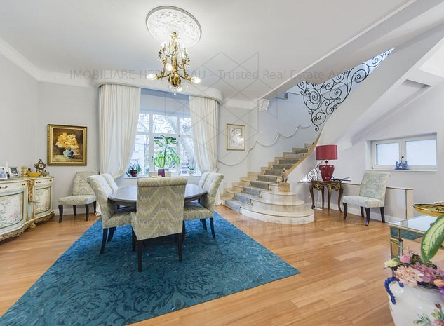 Villa Noblesse | Cotroceni | Luxury Portfolio International property selection - imaginea 1