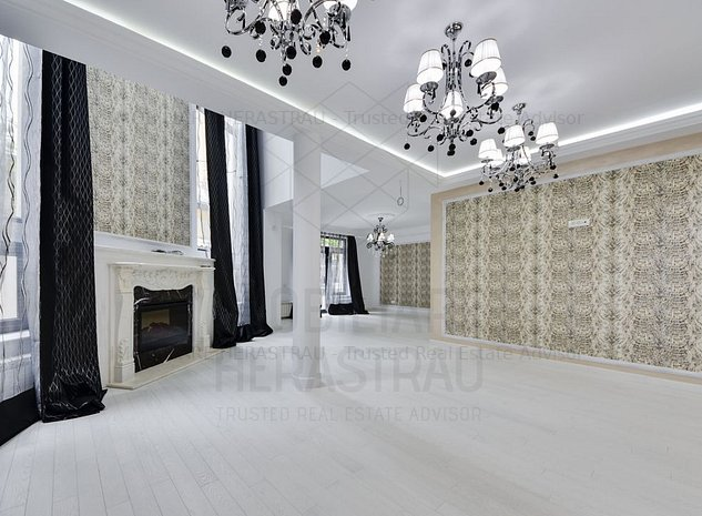 Villa Nera | 8 camere, 600 mp | Comision 0% - imaginea 1