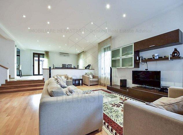 Ramayana Residence | Vila cocheta Herastrau | Satul Francez | Comision 0% - imaginea 1