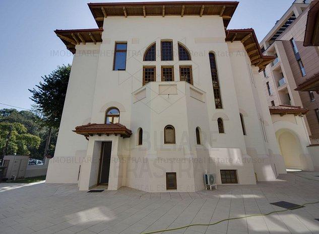 Casa Christoff || Vila 18 camere inchiriata Kiseleff | Aviatorilor | Investitie - imaginea 1