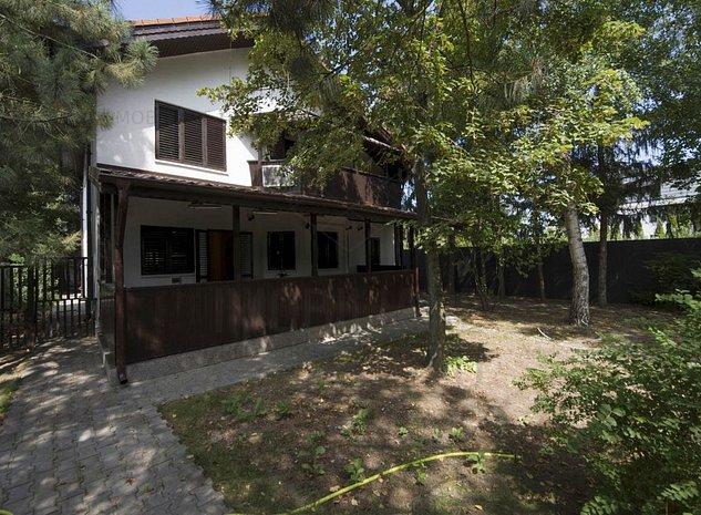 Casa Vandenberg | Snagov | Zorelelor - imaginea 1