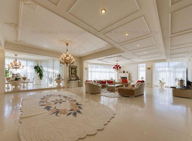 Swan Residence | Vila de lux cu deschidere la Lac | Comision 0% - imaginea 1