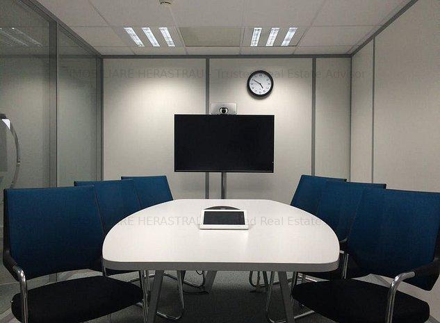 *****WIN Herastrau | Spatiu de birouri in centrul Zonei Herastrau - imaginea 1