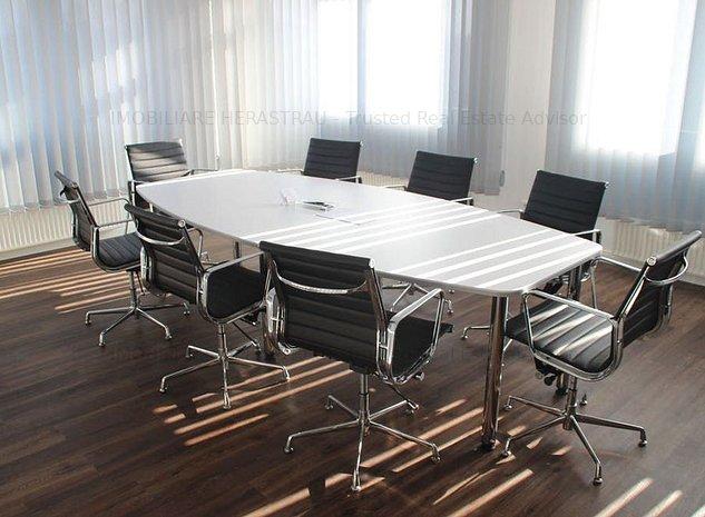 *****WIN Herastrau | Spatiu de birouri in centrul Cartierului Herastrau - imaginea 1