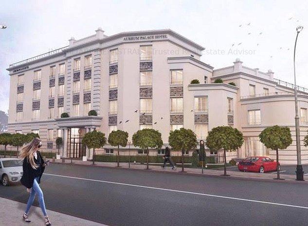 Imobil versatil hotel/camin batrani/cladire de birouri - imaginea 1