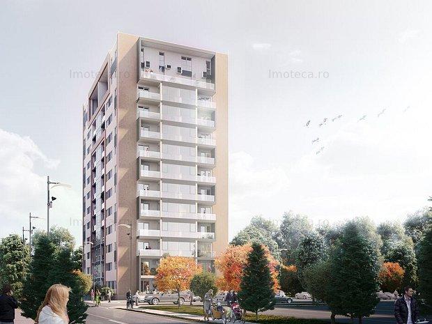 Apartament de 3 camere de vanzare in zona Lujerului - imaginea 1