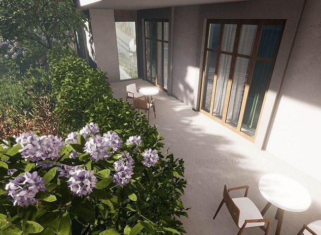 Apartament 2 camere spectaculos, imobil boutique reprezentativ - Gradina Icoanei - imaginea 1
