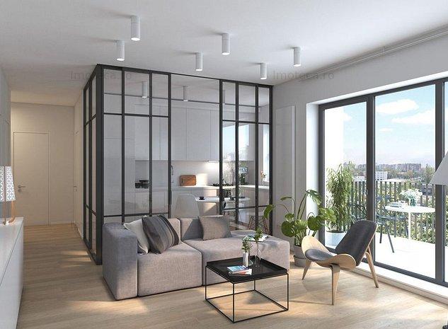 Apartament cu 3 camere de vanzare in zona Bld. Basarabia - imaginea 1