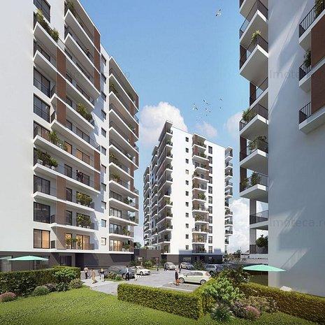 Apartament cu 3 camere de vanzare in zona Basarabia - imaginea 1