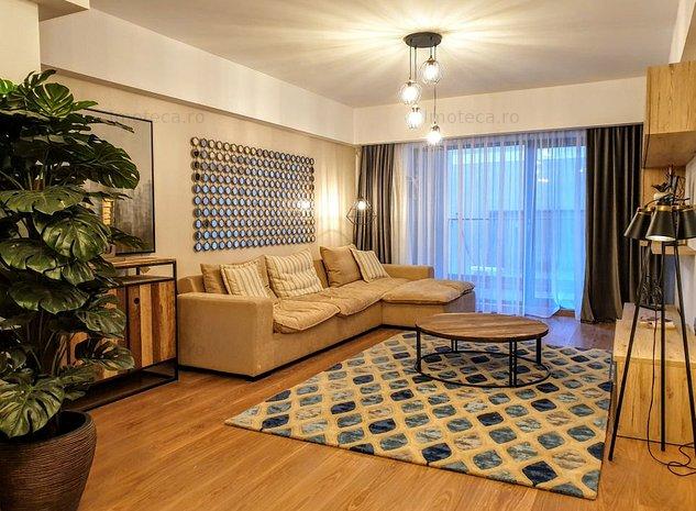 Apartament 2 camere de vanzare Gradina Icoanei - imaginea 1
