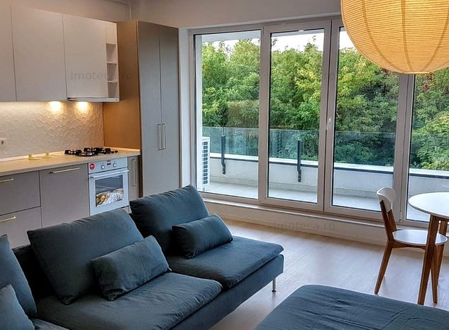 Apartament spatios - la prima inchiriere - Laguna Residence! - imaginea 1