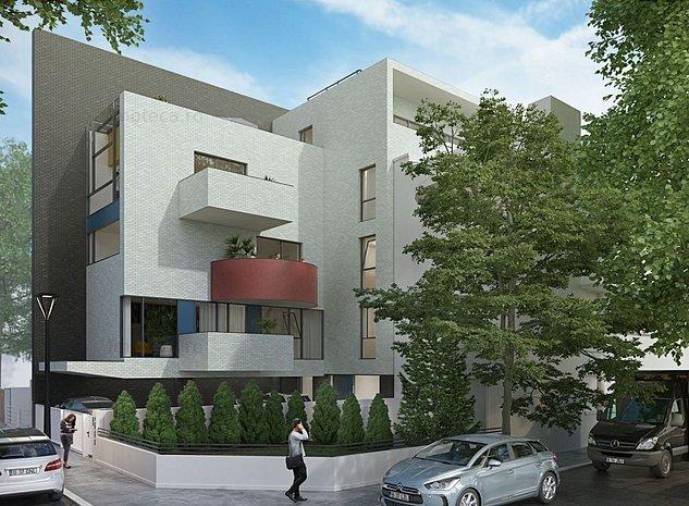 Apartament deosebit 4 camere, imobil boutique, zona Kiseleff - imaginea 1