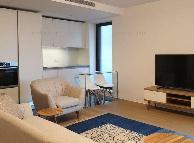 Apartament elegant - complet mobilat - One Charles de Gaulle! #designapartments - imaginea 1