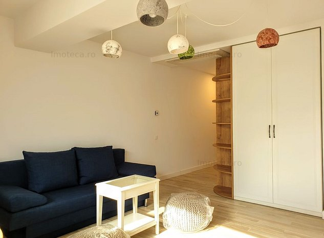 Apartament complet mobilat si utilat, cu doua terase! Cuza99 - imaginea 1