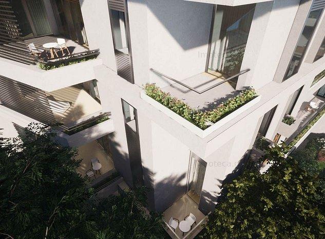 Apartament 3 camere, imobil boutique - Gradina Icoanei - imaginea 1