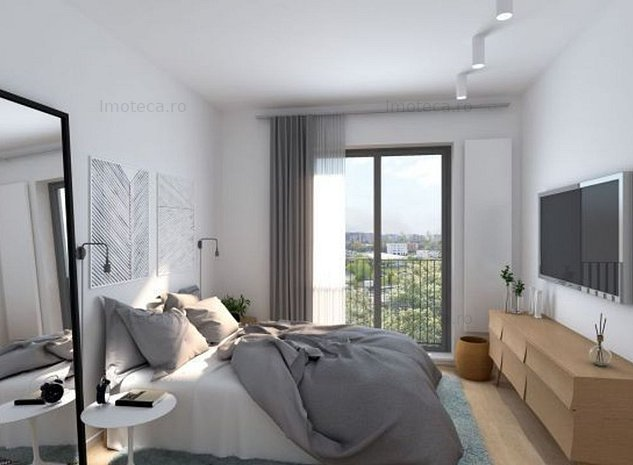 Apartament cu 2 camere de vanzare in zona Basarabia - imaginea 1