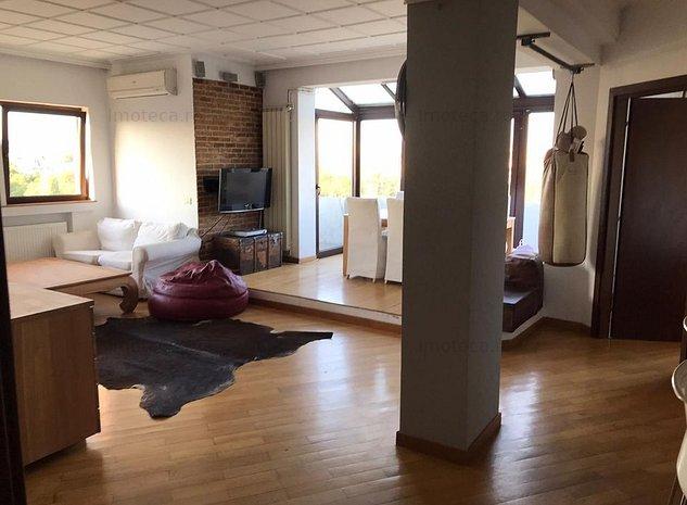 Apartament cu 3 camere de inchiriat langa parcul Cismigiu - imaginea 1