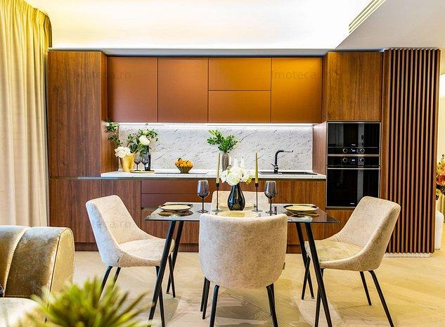 Apartament deosebit cu 3 camere de vanzare - Cotroceni - imaginea 1