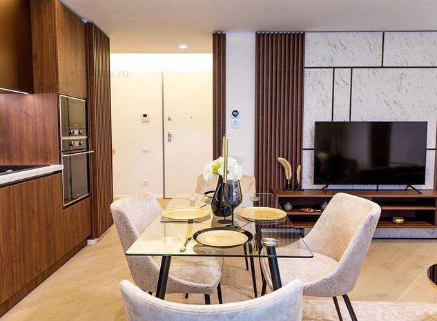Apartament luminos cu 4 camere de vanzare - Cotroceni - imaginea 1