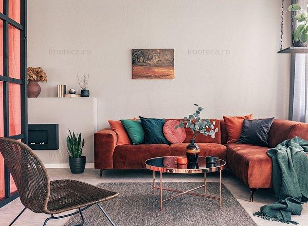 Apartament de lux cu 3 camere de inchiriat intr-un imobil boutique - imaginea 1