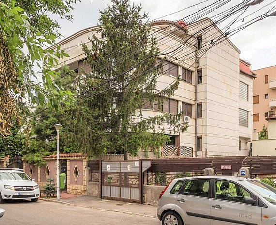 Vila superba de inchiriat/ zona Domenii/ pretabil Birou, Clinica, Rezidential - imaginea 1