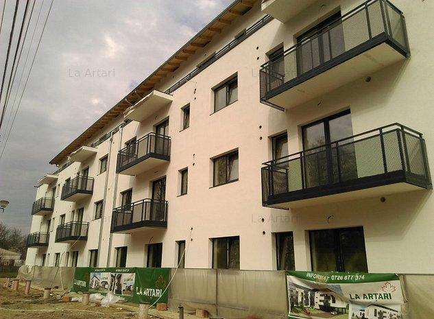 Apartament de 3 camere de vanzare, langa padure! - imaginea 1