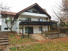 Casa de vânzare sau de închiriat 8 camere, în Silistea Snagovului