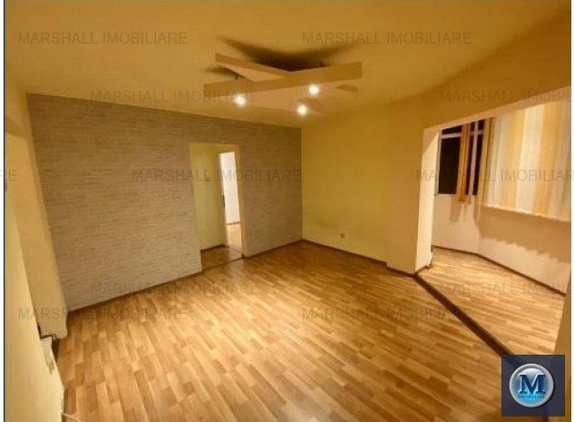 Apartament 2 camere de vanzare, zona 9 M: Apartament 2 camere de vanzare, zona 9 Mai, 48.56 mp