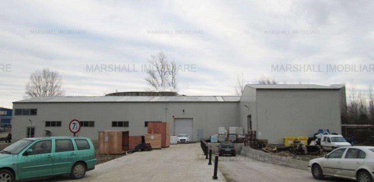 Spatiu industrial de vanzare, zona Exter: Spatiu industrial de vanzare, zona Exterior Vest, 1002 mp