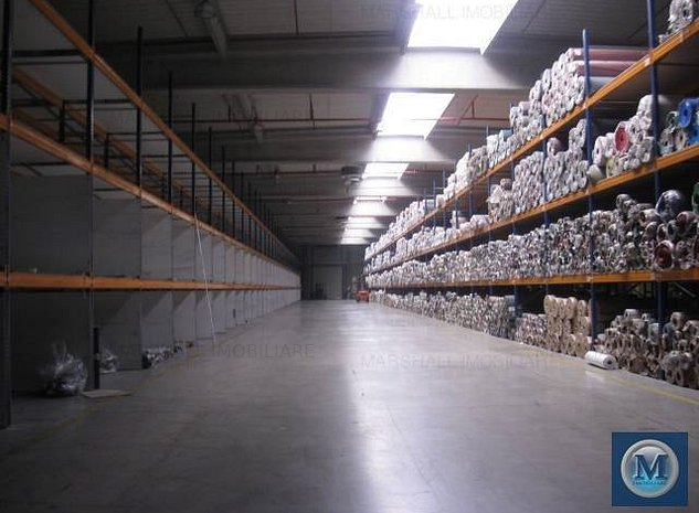 Spatiu industrial de inchiriat, zona Ext: Spatiu industrial de inchiriat, zona Exterior Vest, 1000 mp