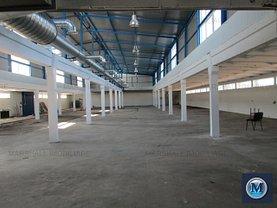 Vânzare spaţiu industrial în Ploiesti, Exterior Vest