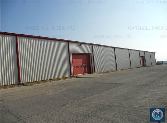 Spatiu industrial de inchiriat, zona Ext: Spatiu industrial de inchiriat, zona Exterior Vest, 4000 mp