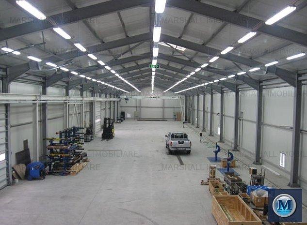 Spatiu industrial de vanzare, zona Exter: Spatiu industrial de vanzare, zona Exterior Vest, 1370 mp